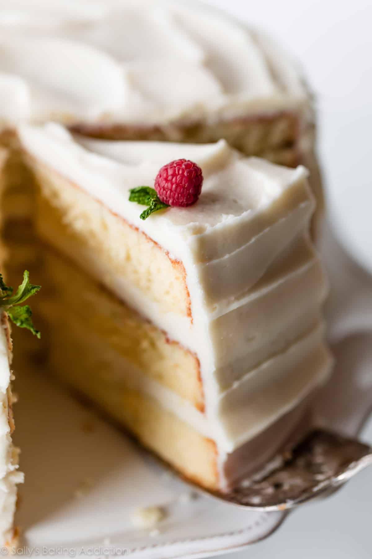 The Best Vanilla Cake I Ve Ever Had