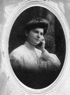 Hulda E. Mayer 1832-1931Taken in 1903