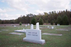 James Outlaw Family Cemetery