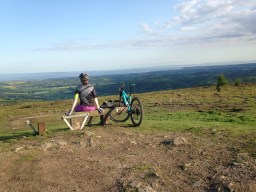 At the top of Machen