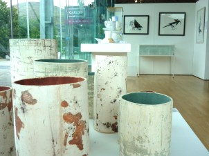 jane Cairns Ceramics Summer show cardiff