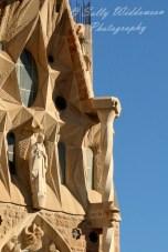 Basilica de la Sagrada Familia Barcelona Spain