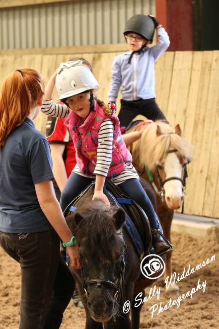 Misterton Grove House Stables Equestrian Centre Riding Lesson Smudge Shetland Pony