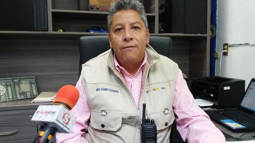 Eduardo Ruiz Moreno Dir. Transporte