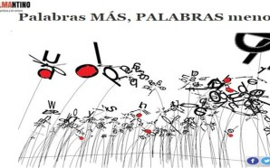 Palabras MÁS…PALABRAS Menos.