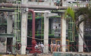 Atiende Pemex incidente en la Refinería de Madero