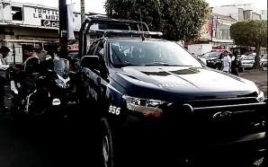 Robo de Camión tipo Torton, un vehículo recuperado con reporte…
