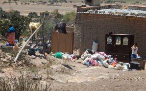 DESALOJAN A FAMILIAS EN SAN FELIPE TORRES MOCHAS