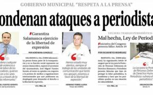 MUNICIPIO SE BURLA DE COMUNICADORES