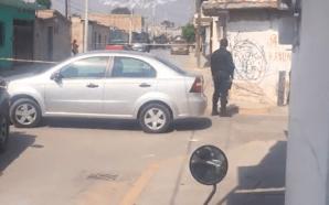 ASESINAN A POLICÍA DE CELAYA