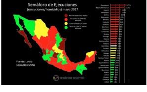 OCUPA GUANAJUATO SEGUNDO LUGAR EN EJECUCIONES