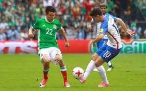 México y Estados Unidos empatan en la cancha del Azteca,…