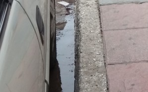 DOBLE FUGA DE AGUA EN CALLE TOMASA ESTEVES