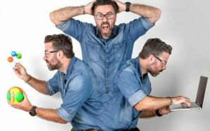 Estrés puede causar ataque cardiaco y derrame cerebral