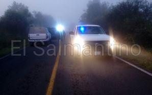 Policía de Valle de Santiago reporta el hallazgo de tres…