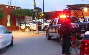 Atacan a balazos edificio de SSP en Apaseo el Grande;…