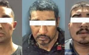 Detienen en Irapuato a célula criminal, se le imputan al…
