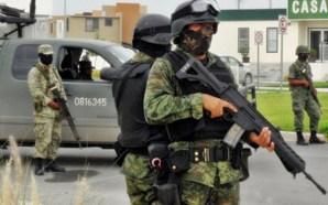 Alcaldes respaldan Ley de Seguridad Interior