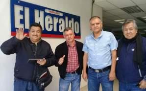 SALE DE CIRCULACIÓN HERALDO DE IRAPUATO
