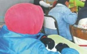 DEBIDO A BAJAS TEMPERATURAS, ESCUELAS PUEDEN ENTRAR HASTA 30 MINUTOS…