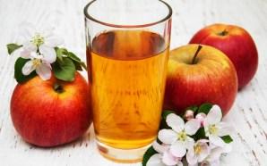 Jugo de manzana contra la diarrea