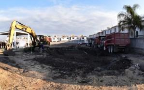 Inicia construcción de la casa empresarial