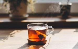 Esta es la relación entre el té caliente y el…