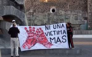 Ciudadanos exigieron un alto a la inseguridad en Irapuato