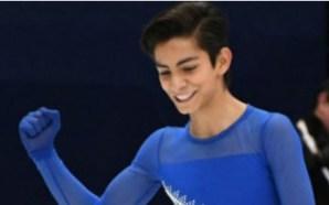 Entre aplausos, brilla en Milán el patinador leones Donovan Carrillo,…