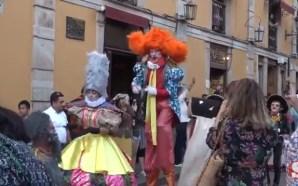 Con carnaval inaugura IEC Circuito Estatal de Exposiciones