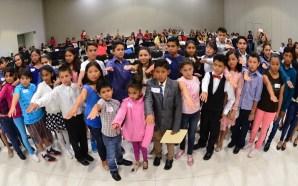 Integran la Red Estatal de Difusores de Niñas, Niños y…
