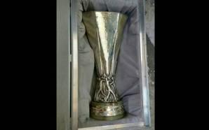Roban copa UEFA Europa League en León Guanajuato
