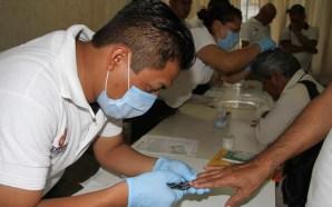 Inicia toma de ADN a familiares de desaparecidos en Guanajuato