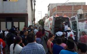 RESULTA EN ESTADO DE GRAVEDAD, PERSONA AGREDIDA EN COLONIA GUANAJUATO