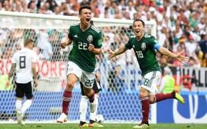 México sorprende al mundo; vence a Alemania/Salmantinos presentes en el…