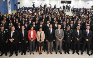 Egresa 75º generación de la Academia de Investigación Criminal.