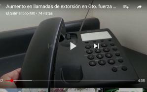 AUMENTO EN LLAMADAS DE EXTORSIÓN Y SECUESTRO EXPRESS, PROPICIA QUE…