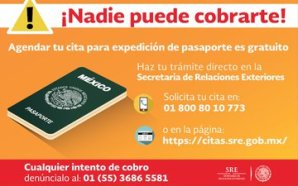 ¡Cuidado! Puedes ser víctima de fraude al tramitar tu pasaporte