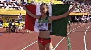 Alegna González tiene regreso triunfal a México