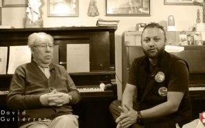 Crónicas del Arte platica con el maestro David Gutiérrez