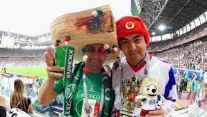Saldo positivo de mexicanos en Rusia