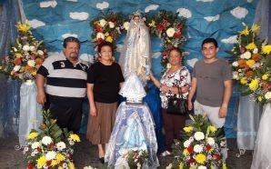 CELEBRAN LA ASUNCION DE MARIA VECINOS DE LA CALLE RIO…