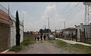 DIVERSOS ATAQUES ARMADOS EN EL MUNICIPIO, LA MAÑANA DEL 15…