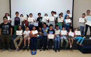 Con gran éxito concluyen talleres de verano en la BCEG…