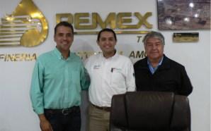Recibe Pemex a integrantes del Consejo Consultivo Ambiental Salamanca