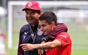 Chivas, sin relajarse