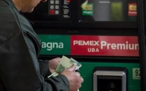 Llega otra alza en el precio de las gasolinas
