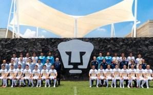 Pumas se toma foto oficial y presume instalaciones