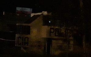 EN DESUSO Y VANDALIZADAS: CASETAS DE POLICÍA NO PUDIERON SER…
