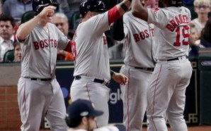 Boston toma ventaja en noche de pesadilla para Osuna